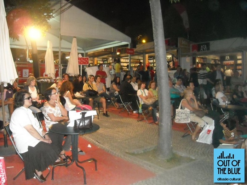 Jazz Out of the Blue no Bairro Alto Hotel - Fevereiro a Abril de 2012